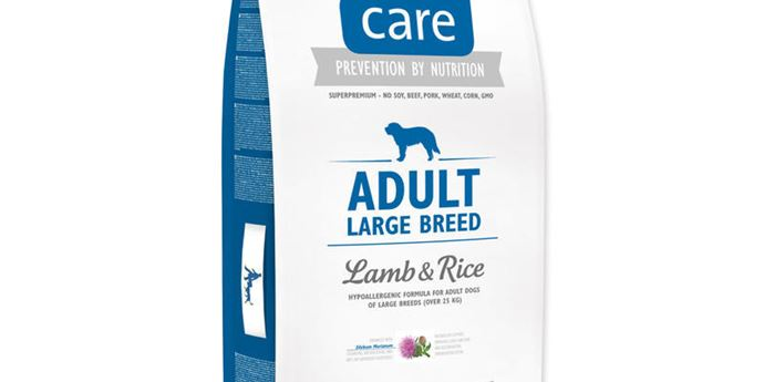 BRIT CARE ADULT LARGE BREED LAMB & RICE 12+2 kg